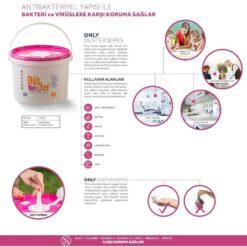 Antibakteriyel bez