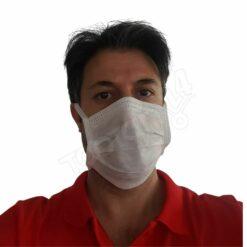 bağlamalı maske